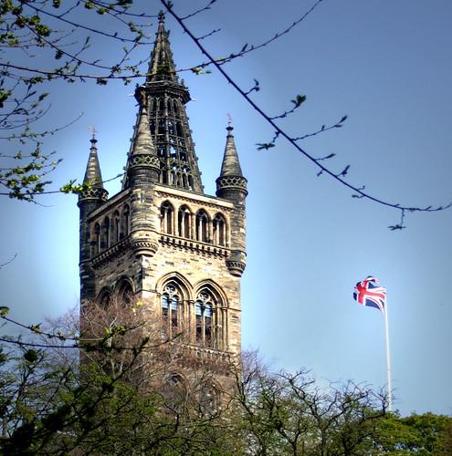 Glasgow university 16Apr09