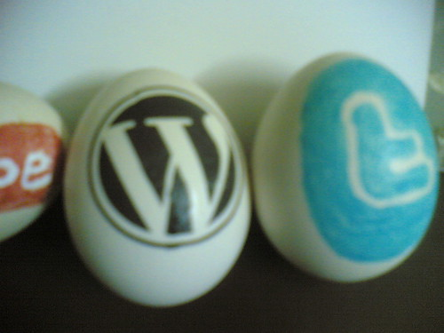 Sham Neseem Twitter and WordPress