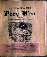 L'Almanach du Père Ubu, illustré