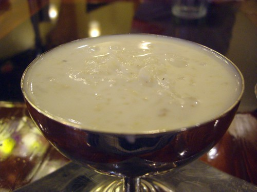Kheer from Bayleaf India Bistro