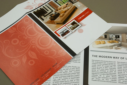 Modern Furniture Brochure