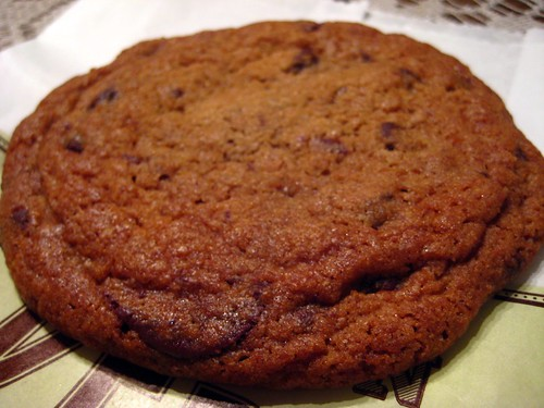 Bouchon's Chocolate Chip Cookie