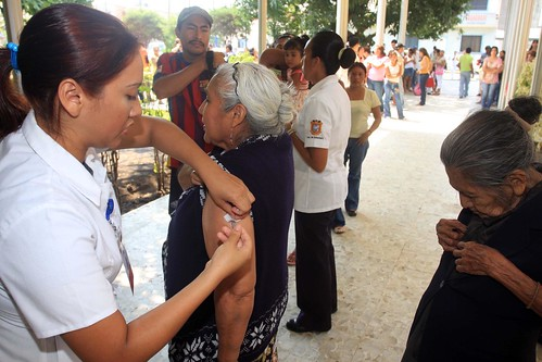 vacunas México CubreBocas