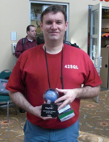 MYSQL UC 2009 - Ronald Bradford