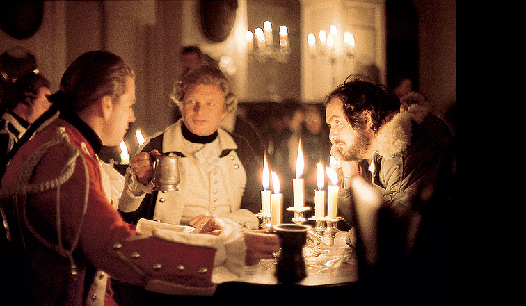Screenshot from Barry Lyndon
