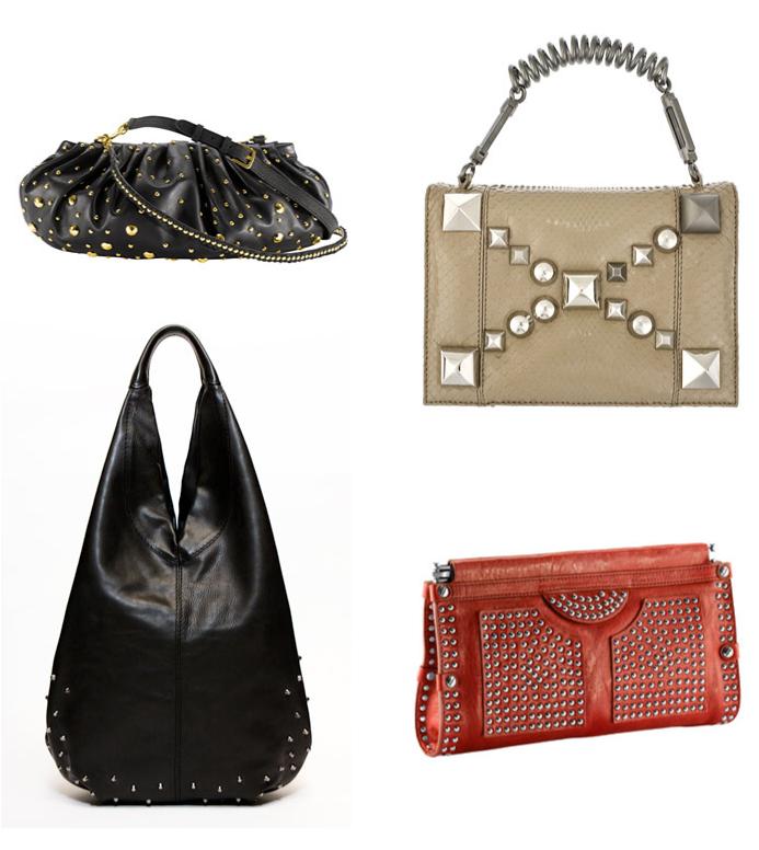 Fall '09 Handbag Trend: Studs