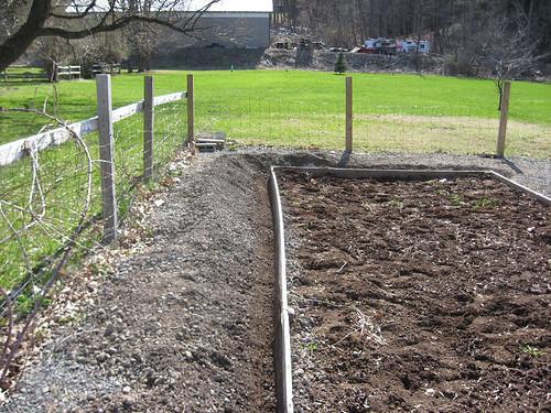 Enlarging Garden Beds 2