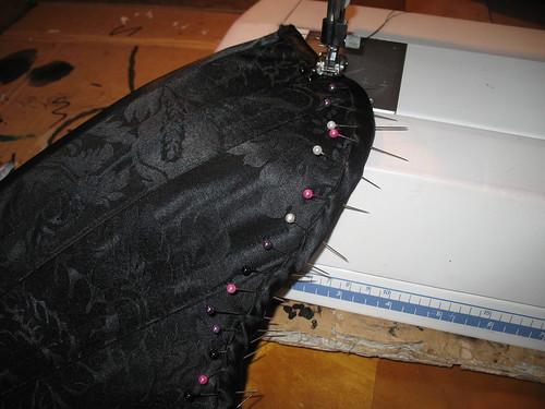 making a corset 37