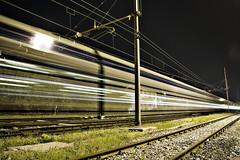 long train running (ozio-bao) Tags: 20d night train canon sigma 17 70 challengeyouwinner