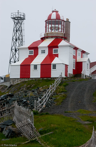 Cape Bonavista lighthouse. From Travel Writers' Secrets: Top Newfoundland Travel Tips