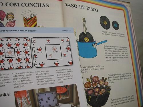 Livro: Vaso de disco