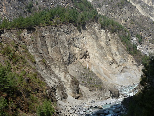 Rockslide Area