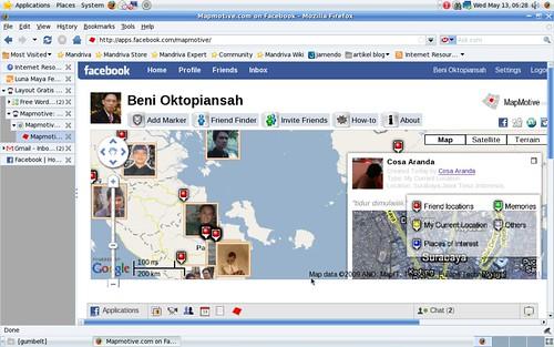 Selain itu, rekan juga bisa mendaftar jadi anggota mapmotive.com untuk