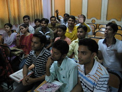 Patna Real Eyes college students