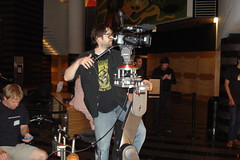 Jared and moving camera