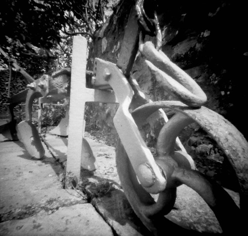 Now an ornament.. pinhole image