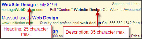 Writing PPC ad copy