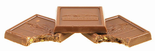 Ghirardelli Luxe Milk Collection