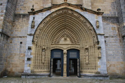 Guernica Church Door
