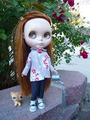 Her Rose Garden