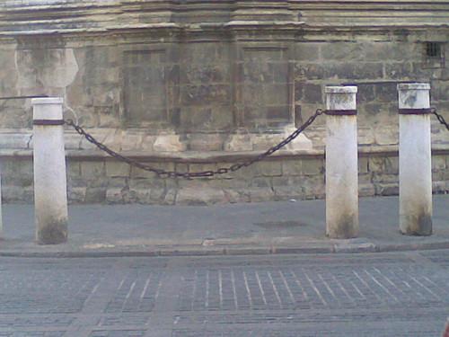 Arco Catenario. Creando ConCiencia.