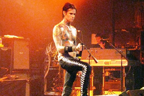 Josh Todd, Buckcherry Buckcherry
