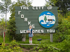 The City of Forks Welcomes You (Dave Ward Photography) Tags: city trip boy woman dog pet baby mist cold cute male wet girl rain weather animal sign fog forest puppy snuggle town washington search twilight furry girlfriend pretty unitedstates little fuzzy cloudy sweet vampire critter gorgeous small hound entrance adorable parks fluffy olympicpeninsula canine visit rainy blond tiny blonde cuddle doggy trailer redneck olympic pup horrible maltese teacup pooch forks creature peninsula microscopic ghetto vampires doggie shitty horrid struggle damp karrin poochie moxxie moxey