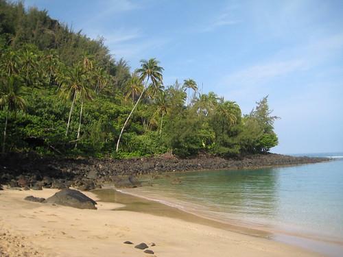 Ke'e Beach, Kaua'i