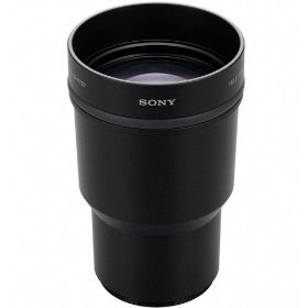 Sony VCL-DH1757 Tele-Angle Conversion Lens for the DSC-HX1
