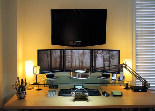 Work Space circa 2009