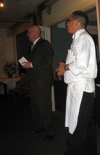 Chef Patrick Dinh