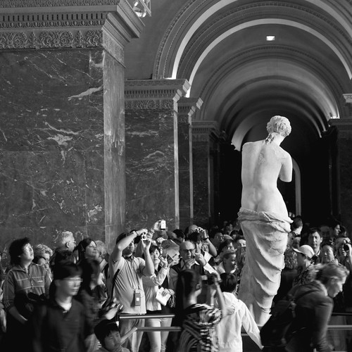Venus in the crowd by Peter Rivera, on Flickr
