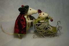 new year mice