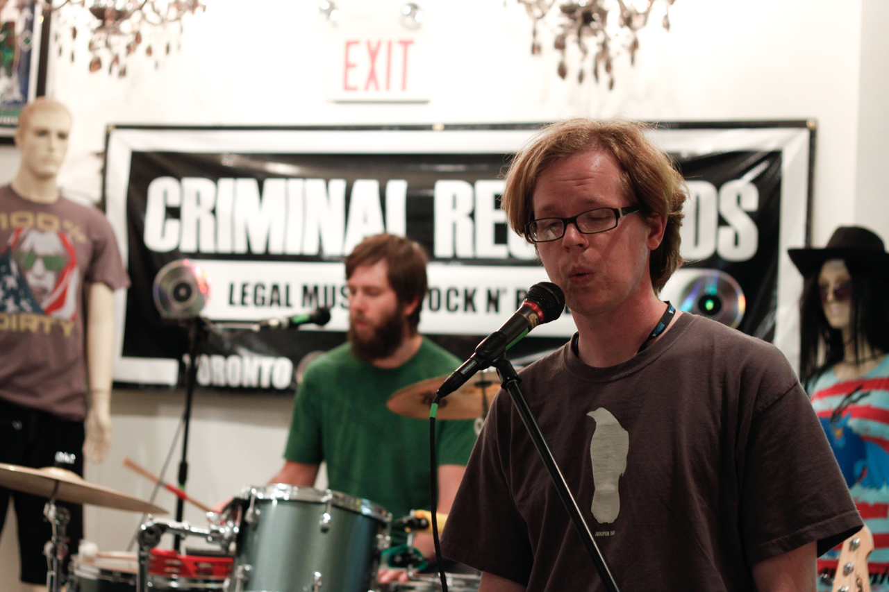 The Daredevil Christopher Wright—June 19, 2009 @ Criminal Records