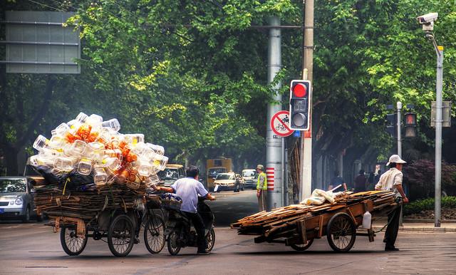 Shanghai street scenes 7
