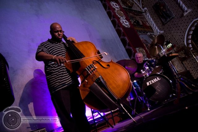 Christian McBride at the Tango Del Rey 62209© Michael Klayman-029