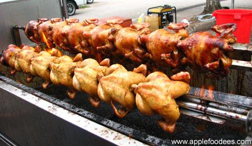 Ayam Golek - Gas