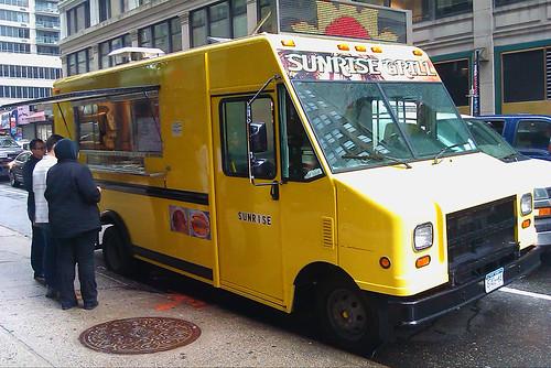 Jamaican Food Truck Halifax