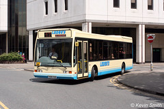 Lodge's Optare Excel V936VUB (Kevin Smith 251) Tags: lodge excel optare v936vub