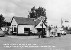 Hap's Conoco Service - Tappen, North Dakota