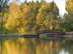 fall color high dive park (mdubois1130) Tags: park color fall high dive indiana elkhart