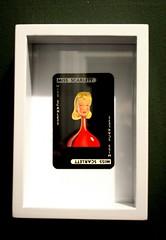 Miss Scarlet (vial3tt3r) Tags: framed recycling peeping cluedo missscarlet whodidit