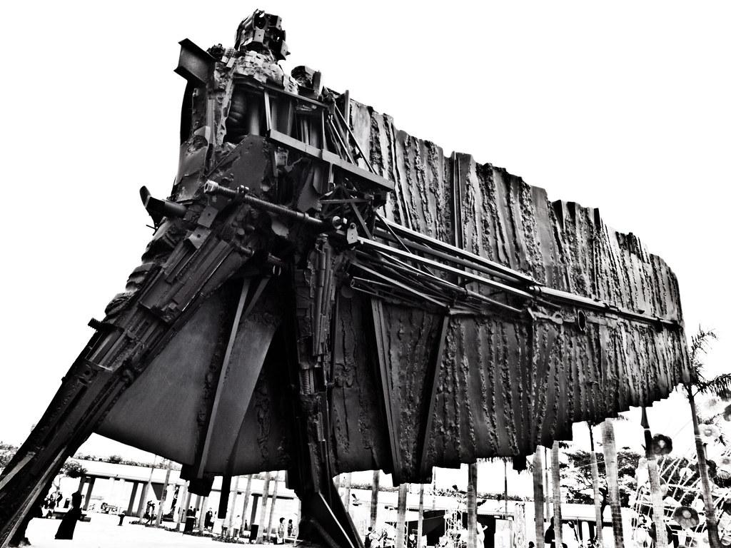 塞萨César Baldaccini(法国1921-)雕塑作品集1 - 刘懿工作室 - 刘懿工作室 YI LIU STUDIO