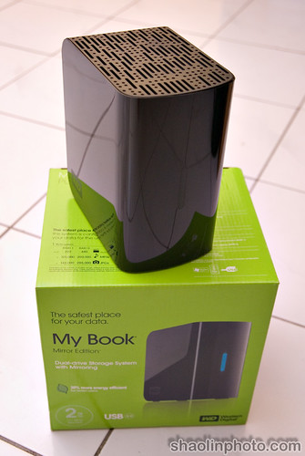WD My Book Mirror Edition 2TB