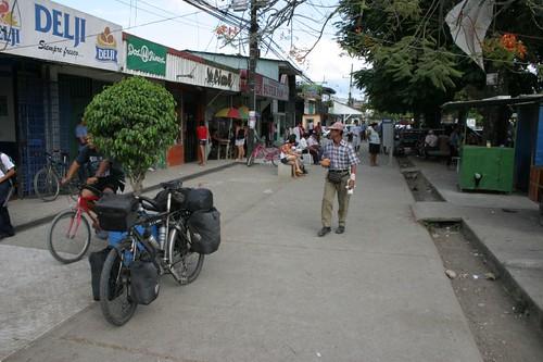 Rio Claro arvo drink stop - Costa Rica