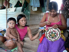 UNHCR highlights refugee women on International Women's day (UNHCR) Tags: poverty girls woman latinamerica children women colombia crafts refugees photoset unhcr indigenous empowerment internationalwomensday womensday idps idp womansday 8thmarch genderequality internallydisplacedpeople internallydisplaced unrefugeeagency tradesandskills internationalwomensday2009 womenbuildingbetterlives