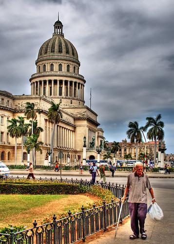 Cuba, La Habana por ZX-6R.
