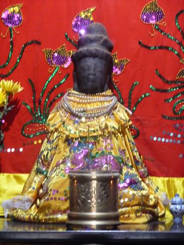 Cham Goddess, Po Nagar Towers, Nha Trang