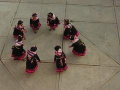 ANS163DSCN2947 (David Ducoin) Tags: village danse tradition fête ayacucho école perou quechua marinera floklore cordillèredesandes
