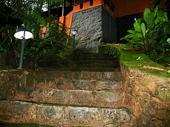Step up (NA.dir) Tags: trip travel stone canon highway steps kerala powershot staircase teambuilding a630 vythri vainad